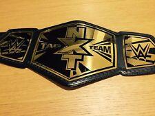 NXT Tag Team Championship Wrestling Belt WWE Title  Adult Size