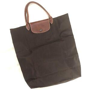 Authentic Longchamp XTRA Bag Type S Le Pliage Modele Depose Shopper Tote Purse