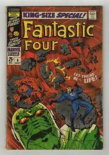 Fantastic Four (1961) Annual #6 1st Annihilus Birth Franklin Richards Kirby GD+