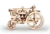 Ugears Traktor 70003 Baukasten Holz 3 D Holzbausatz Holzpuzzle Modellbausatz