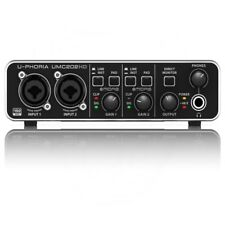 Behringer U-PHORIA UMC202HD - USB 2.0 Audio Interface
