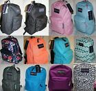 JANSPORT SUPERBREAK BOOKBAG BACKPACK 100% AUTHENTIC HUGE SALE ASSORTED STYLE NWT