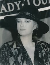 TANYA TUCKER - ORIGINAL CANDID PHOTO - 1992