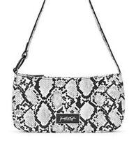 Kendall + Kylie Snake Baguette Shoulder Bag