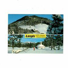 AK Ansichtskarte Langis / Stalden-Glaubenberg