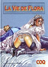 BD adultes  La vie de Flora International Presse Magazine