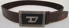 - AUTHENTIQUE    ceinture DIESEL cuir  TBEG  vintage