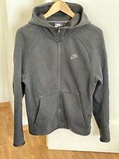 Nike Sportswear Tech Fleece Hoodie mit Reisverschluss schwarz Größe S
