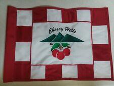 Cherry Hills Country Club pin flag William Flynn Arnold Palmer Jack Nicklaus pga