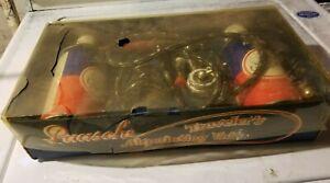 Vintage 1970's PAASCHE Traveler's kit Air Brush Kit in Box
