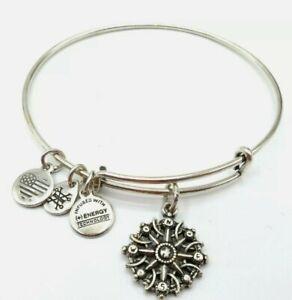 Alex And Ani Path Of Symbols Compass Bangle Bracelet