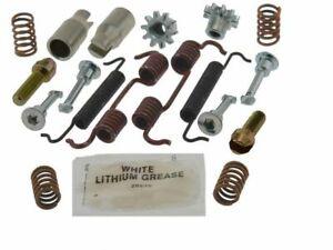 For 2004-2006 BMW 325i Parking Brake Hardware Kit Rear 98555DP 2005