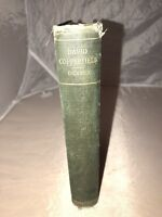 VINTAGE David Copperfield Charles Dickens by A.L Burt company N Y cornell series