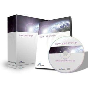 Silva Life System (The Silva Method) Full 11CD Set Workbook*Manual. XLNT COND!