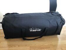 Tempur Portable Small Single Memory Foam Mattress Travel Sleep Comfort