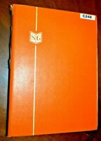 CatalinaStamps:  US Stamp Collection in Stock Book, 2737 Stamps, D331