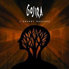 Gojira - L'Enfant Sauvage (CD, Jun-2012, Roadrunner Records) - EX/NM
