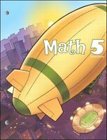 BJU Press - Math 5 Student Worktext (3rd Edition) 506782