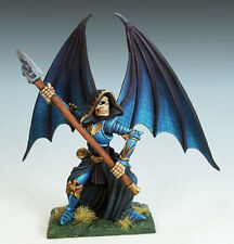 Special Edition DEATH KNIGHT WITH SCYTHE Dark Sword Miniatures DSM7527