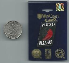 NBA Portland Trailblazers Pin From Scarce/OOP Blazers WinCraft