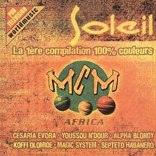 Various Artists : Soleil: La 1ere Compilation 100% Couleur CD