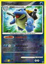 TORTANK HOLO REVERSE 120PV 2/132 CARTE POKEMON