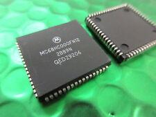 MC68HC000FN12, MC68HC000 MOTOROLA 32-BIT, 12MHz, MICROPROCESSOR, PLCC68.NEW!!