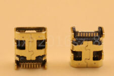 20Pcs Mini USB 8Pin Gold-plated Socket PCB SMT Solder Connector Used For DIY