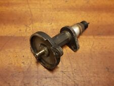 RENAULT 5 GT TURBO USED DISTRIBUTOR ALLOY HOUSING DRIVE FOR CAP ROTOR ARM