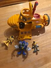Fisher-Price Imaginext Shark Submarine