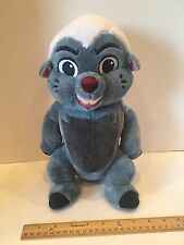 "Disney Lion King Plush Talking 13"" BUNGA The Lion Guard Lights Up Arm Patch"