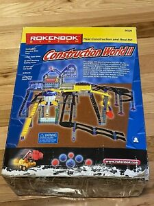 Rokenbok System Construction World ll 405 Pieces Complete #04329