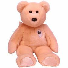 TY Beanie Buddy - DEAREST the Bear (14 inch) - MWMTs Stuffed Animal Toy