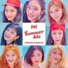 DIA-[Summer Ade]4th Mini Album CD+Booklet+Card+Post+Sticker+Special Photo SEALED