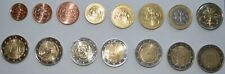 LITHUANIA EURO COINS SET BUNDLE ~ 15 DIFFERENT ~ 7 COMMEMORATIVE €2
