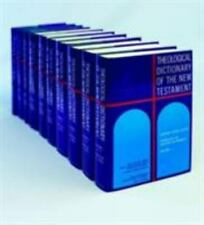 Theological Dictionary of the New Testament 10-vol set by