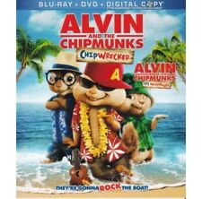 [DVD] Alvin And The Chipmunks: Chipwrecked
