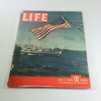 VTG Life Magazines: July 2 1945 - Guam Admiral Hitler's Eagles Nest