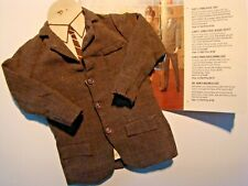 Completer Item Dark Brown Jacket Only from Remco Dr John Littlechap Suit No Doll