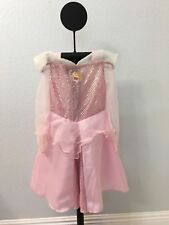 Disney Sleeping Beauty Princess Aurora Halloween Cosplay Costume 2-3 yrs XXS