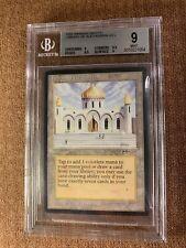 Library of Alexandria, BGS 9 Graded, Arabian Nights set, Vintage, MTG