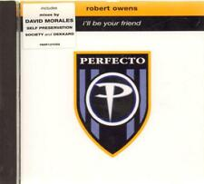 Robert Owens(CD Single)I'Ll Be Your Friend CD2-New