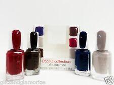 Essie Nail Polish Mini FALL Dress To Kilt Collection Set 4ct/pk