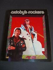 OXTOBY'S ROCKERS Sandison 1978 Phaidon 1st Ed BOOK Rock & Roll Music Illustrated