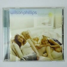 Wilson Phillips California CD 2004 Sony Records