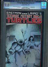 Teenage Mutant Ninja Turtles #17 (1st Print) CGC 9.0 OW-WP