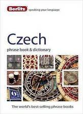 Berlitz Language: Czech Phrase Book & Dictionary by Berlitz (Paperback, 2015)