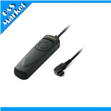 New Wired Timer Remote Control Shutter Release JYC RS-S1 for SONY a100 a200 a300