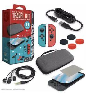 New Armor3 Travel Kit Starter Accessory Kit Bundle Switch for Nintendo Switch