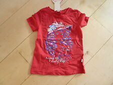 SO 14- Pampolina PRECIOSO Life camiseta, rojo talla 122-164